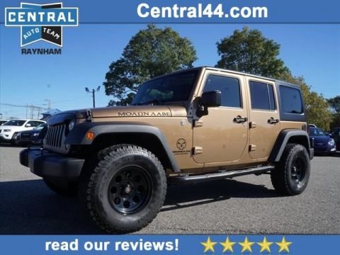 PRE-OWNED 2015 JEEP WRANGLER UNLIMITED WILLYS WHEELER EDITION 4WD