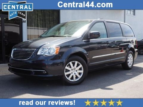 CERTIFIED PRE-OWNED 2014 CHRYSLER TOWN & COUNTRY TOURING FWD TOURING 4DR MINI-VAN