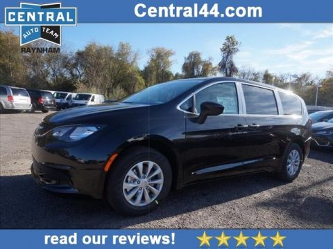 NEW 2017 CHRYSLER PACIFICA TOURING FWD TOURING 4DR MINI-VAN