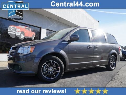 PRE-OWNED 2017 DODGE GRAND CARAVAN SXT FWD SXT 4DR MINI-VAN