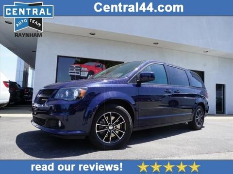 CERTIFIED PRE-OWNED 2017 DODGE GRAND CARAVAN GT FWD GT 4DR MINI-VAN