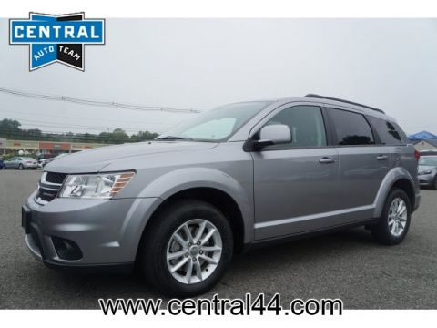 PRE-OWNED 2017 DODGE JOURNEY SXT AWD