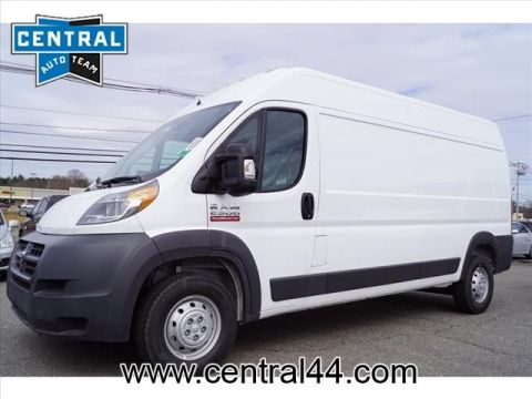 NEW 2017 RAM PROMASTER® 2500 CARGO VAN HIGH ROOF 159 WB