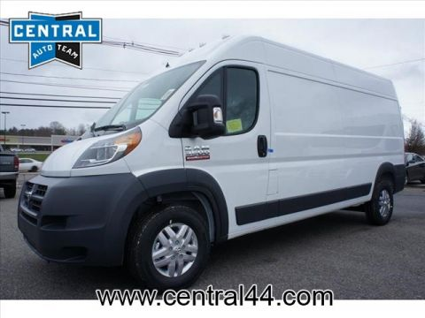 NEW 2016 RAM PROMASTER® 3500 CARGO VAN HIGH ROOF 159 WB