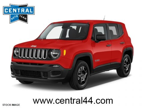 NEW 2017 JEEP RENEGADE SPORT 4X4