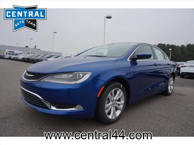 New 2016 Chrysler Chrysler 200 Limited