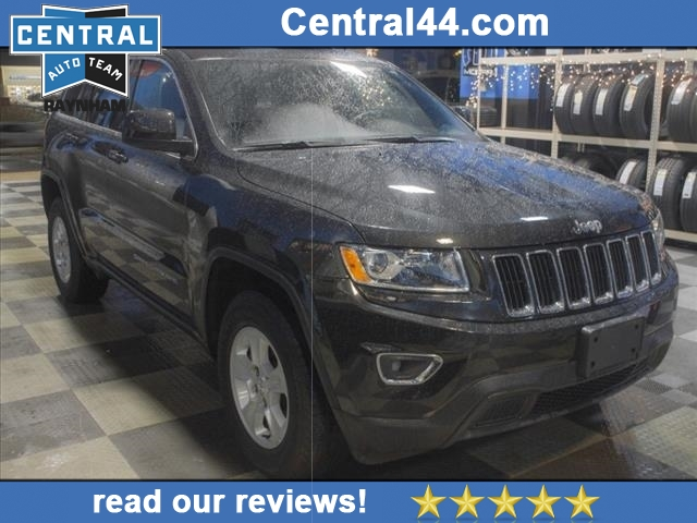Certified Pre-Owned 2016 Jeep Grand Cherokee Laredo E