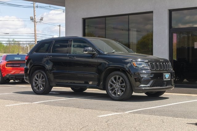 Pre-Owned 2018 Jeep Grand Cherokee High Altitude