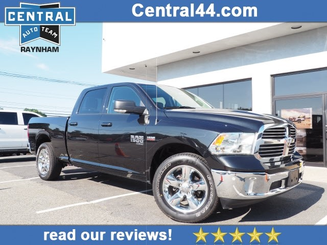 Certified Pre-Owned 2019 RAM Ram Pickup 1500 Classic Big Horn