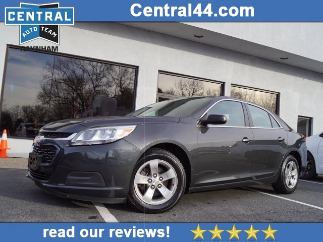 Pre-Owned 2014 Chevrolet Malibu LS Fleet