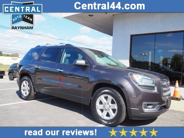 Pre-Owned 2015 GMC Acadia SLE-1