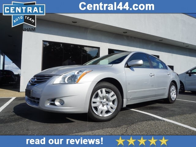 Pre Owned 2012 Nissan Altima 2.5 S