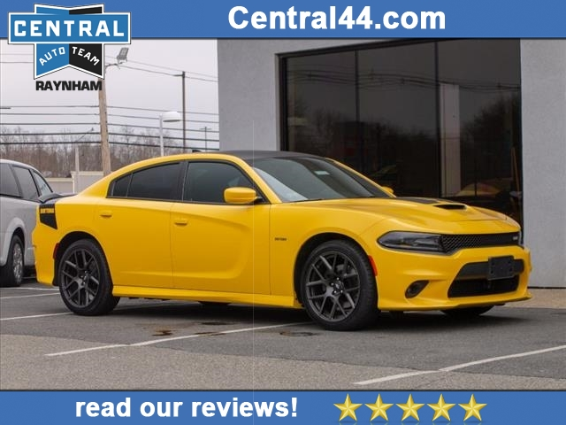Pre-Owned 2017 Dodge Charger Daytona