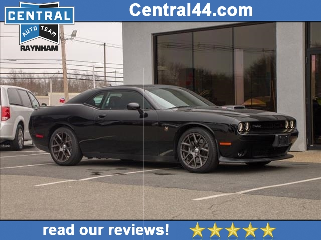 Pre Owned 2016 Dodge Challenger 392 Hemi Pack Shaker