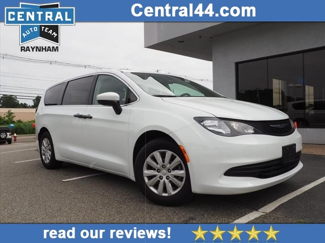 Certified Pre-Owned 2018 Chrysler Pacifica Pacifica