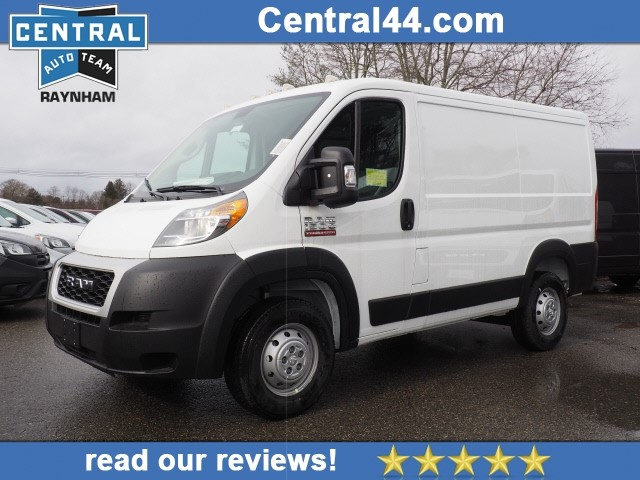 8d532f69bb New 2019 Ram ProMaster 136 WB Low Roof Cargo Cargo Van in Raynham ...