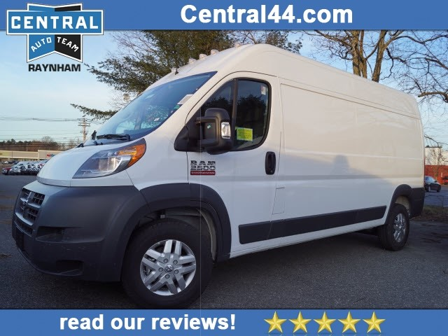 323d06064c New 2018 Ram ProMaster 159 WB High Roof Cargo Cargo Van in Raynham ...