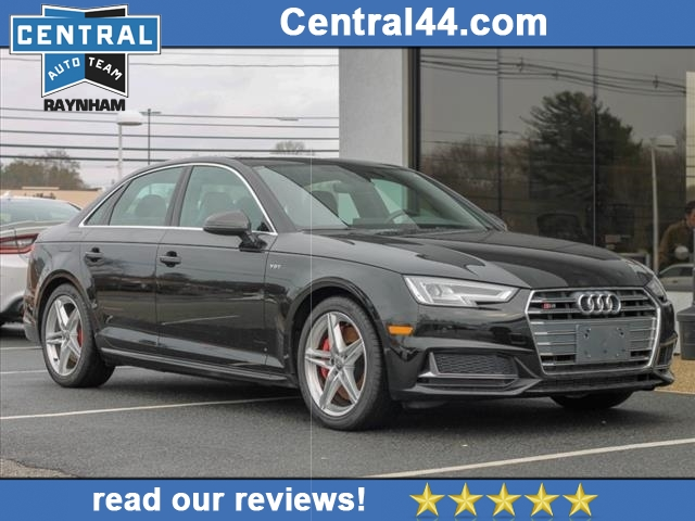 Pre-Owned 2018 Audi S4 3.0T quattro Premium Plus
