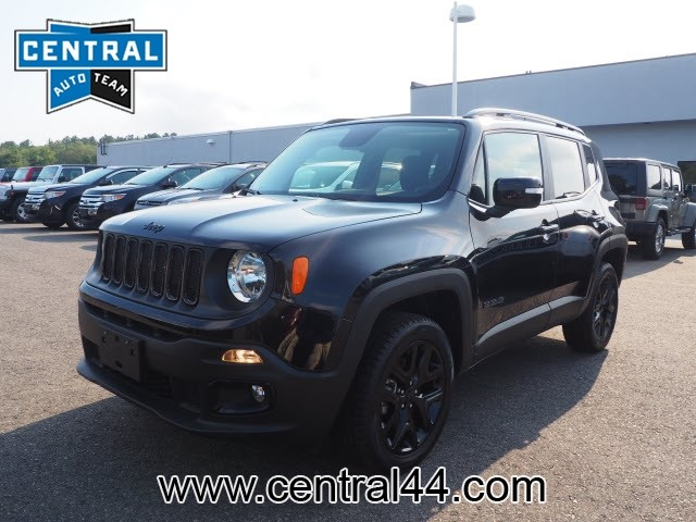 Pre-Owned 2016 Jeep Renegade Justice Edition