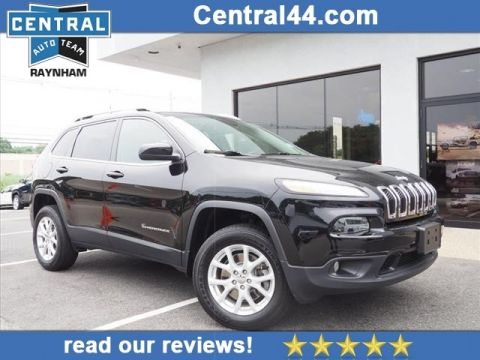Pre-Owned 2017 Jeep Cherokee 75th Anniversary