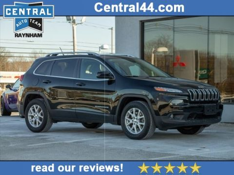 Pre-Owned 2017 Jeep Cherokee True North Edition
