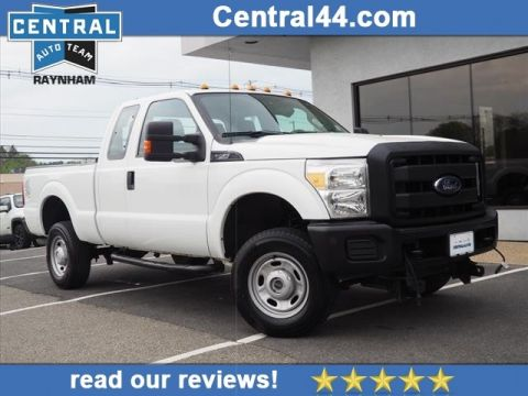 Pre-Owned 2014 Ford F-250 Super Duty XL