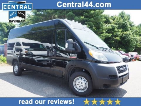 New 2019 Ram ProMaster 159 WB High Roof Extended Cargo