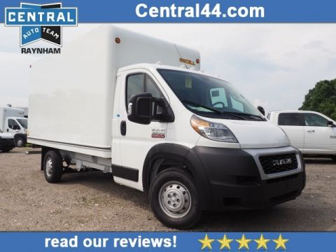 New 2019 Ram ProMaster 159 WB Low Roof