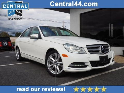 Pre-Owned 2014 Mercedes-Benz C-Class C 300 4MATIC®