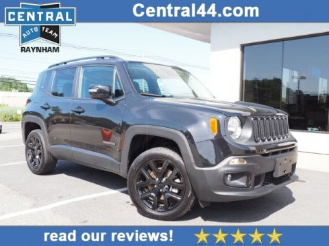 Certified Pre-Owned 2016 Jeep Renegade Justice Edition
